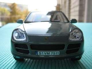 Porsche Cayenne S Cararama Diecast Car Model 124 1/24