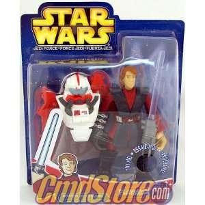 Playskool Star Wars Jedi Force Anakin Skywalker with