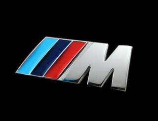3D BMW M Emblem Badge Logo Sticker Decal ( M3 M5 M3 M5 Z3 Z4 3 5 7