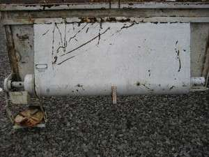 Dump Truck Asphalt Gravel Chip Bulk Salt Spreader Auger Berm