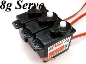 New RC Timer Micro Servo 8g For Airplane/Helicopter
