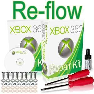 FAULTY XBOX 360 REPAIR KIT / FIX KIT + TORX & FLUX