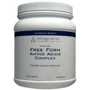Integrative Therapeutics Inc. Free Form Amino Acids
