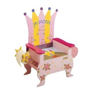 Childrens Princess Potty Chair