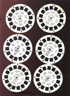 VIEW MASTER 18 Reels From Family TV Shows