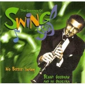 No Better Swing Benny Goodman Music