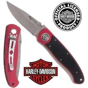 Harley Davidson Elite Legend Knife