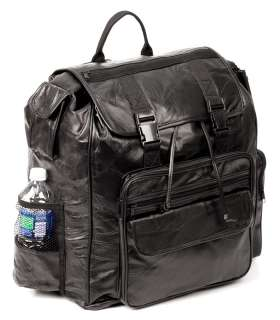 Dakota Leather Genuine Leather Large Backpack NEW