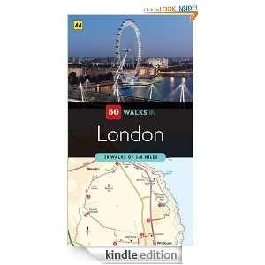 AA 50 Walks Series) Automobile Association  Kindle Store