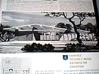 Westinghouse Plans Guide Mid Century Architecture Book