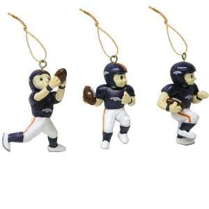 Denver Broncos Football Player Ornaments: Sports