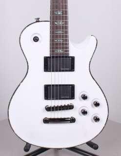 Charvel Desolation DS 1 ST Snow White Single Cutaway Electric Guitar