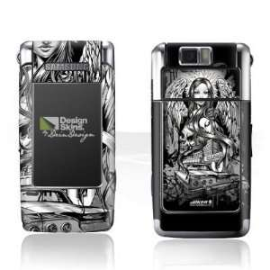 Design Skins for Samsung G400   Joker   Lost Angel Design