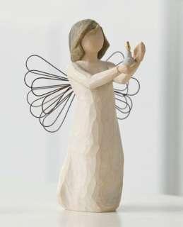 Demdaco Willow Tree Angel of Hope   26235