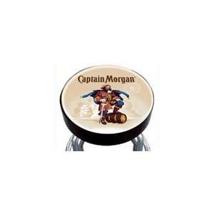 Licensed   Captain Morgan Bar Stool: Sports & Outdoors