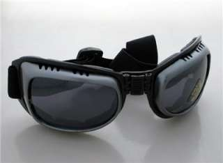 Dark Cyber Gothic Goggles Sunglasses Anime Aviator Rave