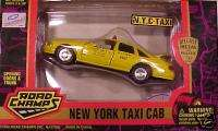 NEW YORK CITY YELLOW TAXI CAB   1997 CHEVY CAPRICE   ROAD CHAMPS   1