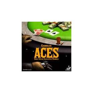 Gambler Aces table tennis rubber