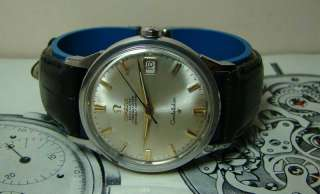 VINTAGE OMEGA AUTOMATIC CONSTELLATION DATE SWISS MENS WRIST WATCH USED
