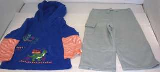 Disney ~ Baby Boys Top and Pants Set, Size 24M   New