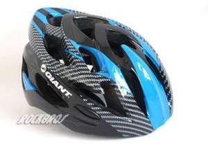 GIANT Helmet Bike Cycling Road MTB Helmet Size L Blue