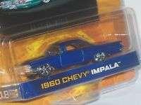 Jada Dub City 164 RARE Candy Blue 60 Chevy Impala