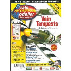 Scale Aviation Modeller International Magazine (Volume 18