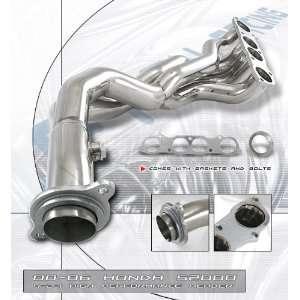 Honda 2000 2006 Honda S2000 Stainless Steel Header