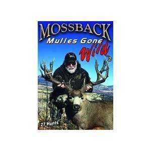 Mossback Mulies Gone Wild 2 ~ Mule Deer Hunting DVD NEW
