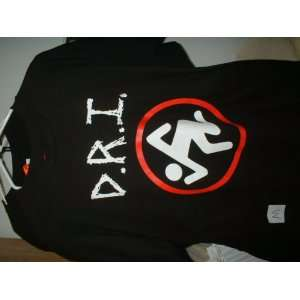 DRI dancing man tee [Black   m]