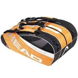 Head 11 Tour Team Monster Combi Tennis Bag Sports