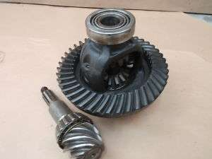 WILLYS JEEP 1955 56 57 58 59 CARRIER WITH RING & PINION