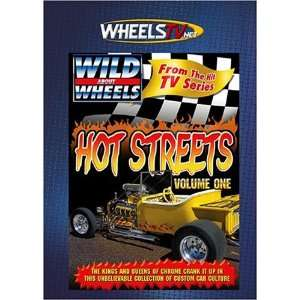 Hot Streets, Volume One Street Machines and Hot Rods Movies & TV