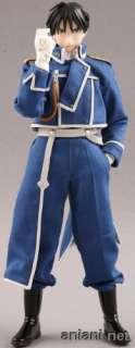 Medicom Toy RAH Roy Full Metal Alchemist Mustung Figure