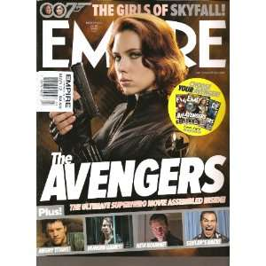 Empire (Cover 3 of 4 Black Widow, March 2012) Various Books