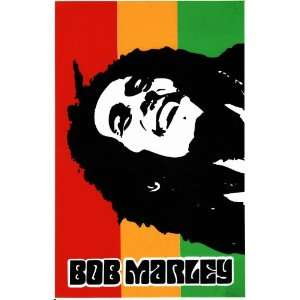 Bob Marley One Love Reggae Decal Sticker Sheet X18