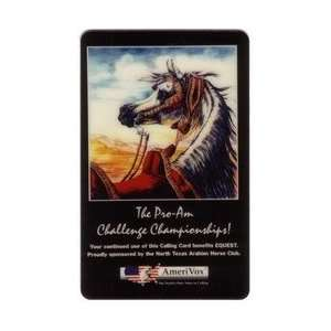 Collectible Phone Card 5m The Pro Am Challenge Championships Arabian