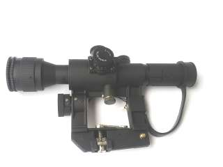 FITCO 4x26 Sniper Scope with SKS side rail mount