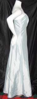 PINKY & ME BLUE SIZE 8 DRESS GOWN PROM WEDDING CRUISE