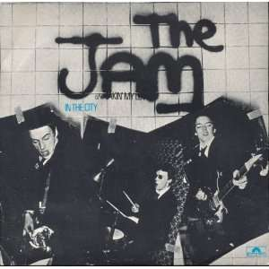 Jam In The City / Takin My Love UK 45 With Picture Sleeve