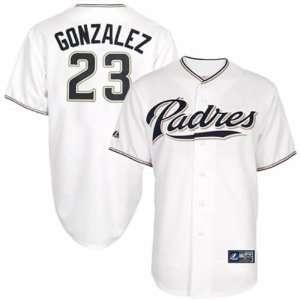Adrian Gonzalez San Diego Padres Replica YOUTH Jersey Home
