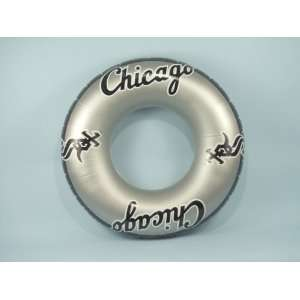 Chicago White Sox Inner Pool Float Tube Swim Ring 36   MLB Baseball