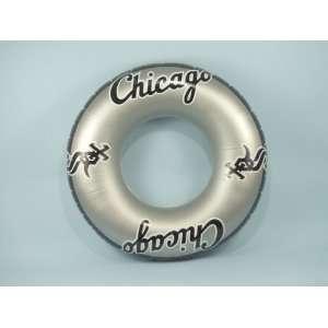 Chicago White Sox Inner Pool Float Tube Swim Ring 36   MLB Baseball