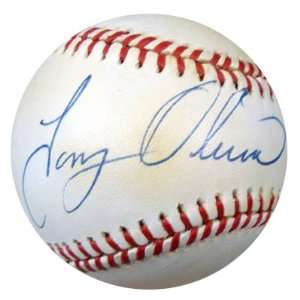 Tony Oliva Autographed Baseball   AL PSA DNA #L10808