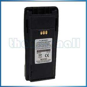 Battery for Motorola CP150 CP200 PR400 Two way Radio