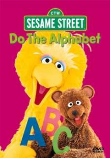 Sesame Street Do the Alphabet (DVD)