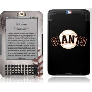 San Francisco Giants Game Ball skin for  Kindle 3
