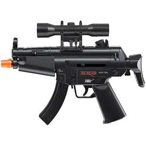 Airsoft Pistol, Battery Powered Airsoft Pistol, Dual Power Airsoft Gun