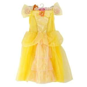 Disney Princess Ruffle Belle Dress Toys & Games