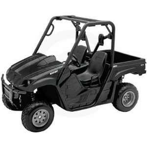 Yamaha Rhino 112 Scale Toy   Black Toys & Games